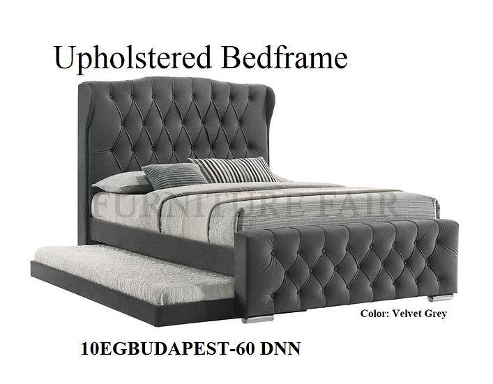 Upholstered Bedframe 10EGBUDAPEST-60 DNN