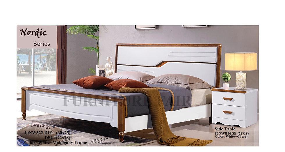 Bed Frame 10NW322 DIE