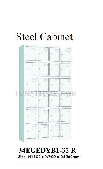 Steel Cabinet 34EGEDYB1-32 R