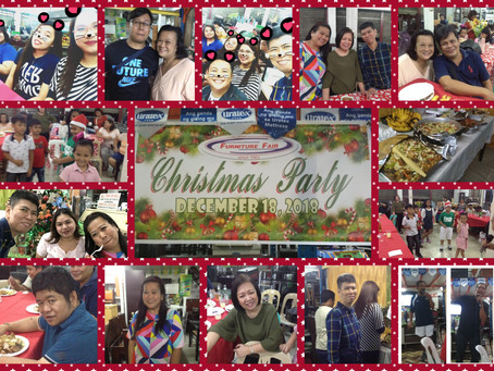 #Fair Christmas Party