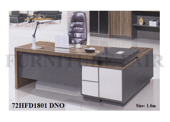 L-Type Office Table 72HFD1801 DNO