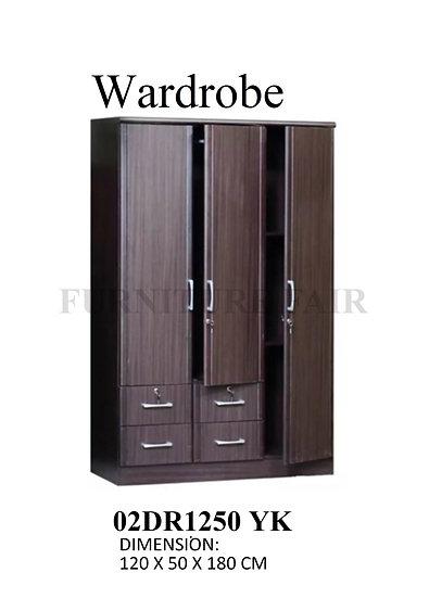 Wardrobe 02DR1250 YK
