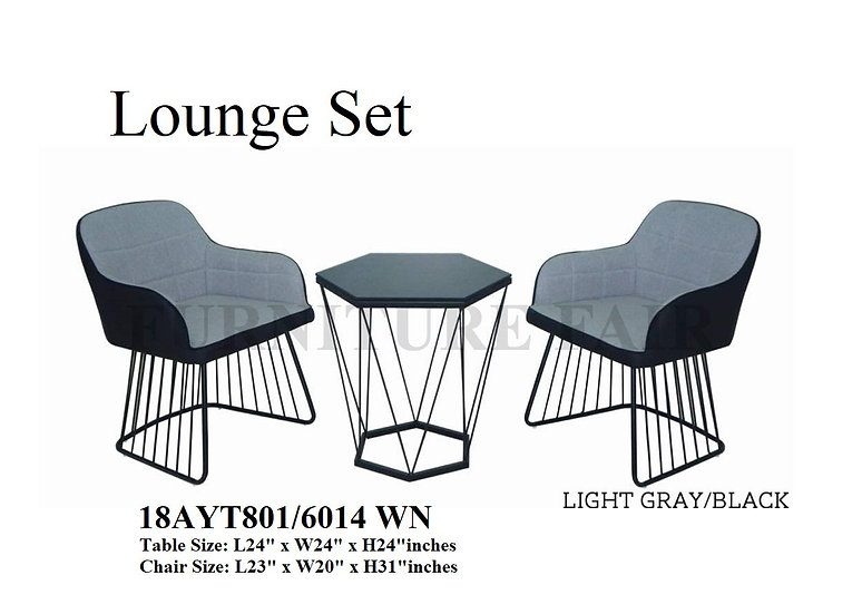 Lounge Set 18AYT801/6014 WN