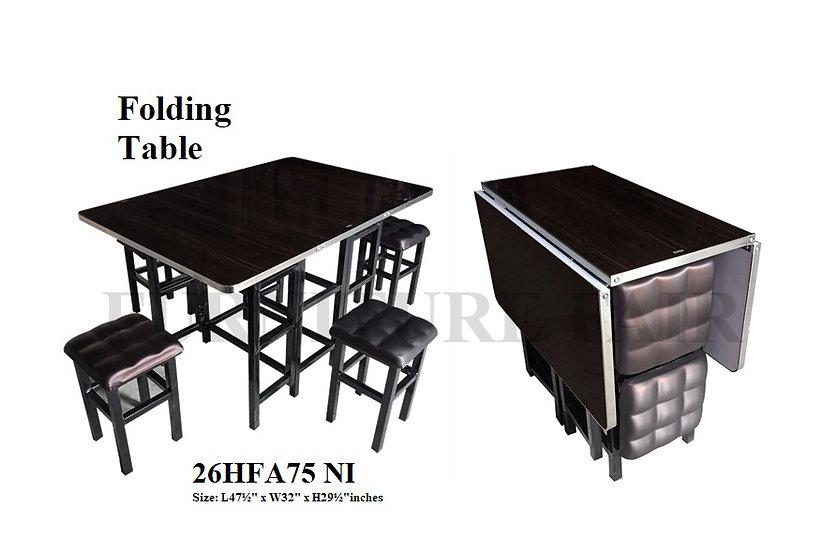 Folding Dining Set 26HFA75 NI