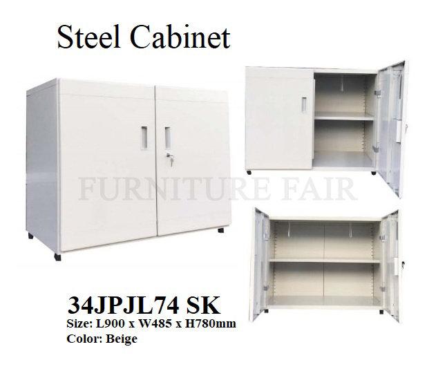 Steel Cabinet 34JPJL74 SK