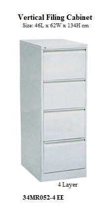 Filing Cabinet 34MR052-4 EE