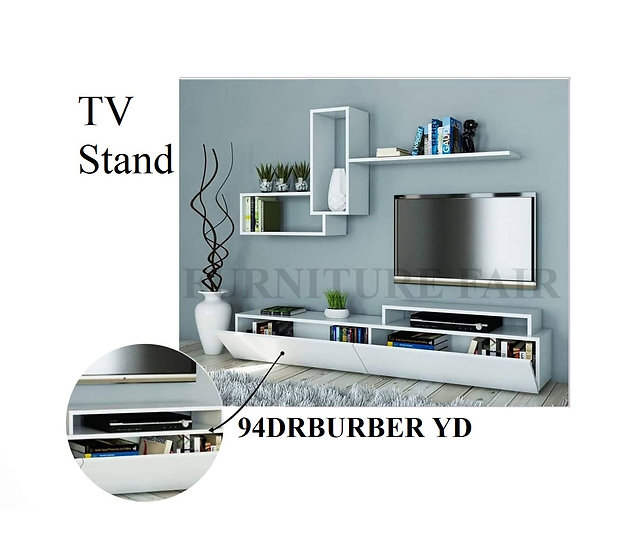 Tv Stand 94DRBURBER YD
