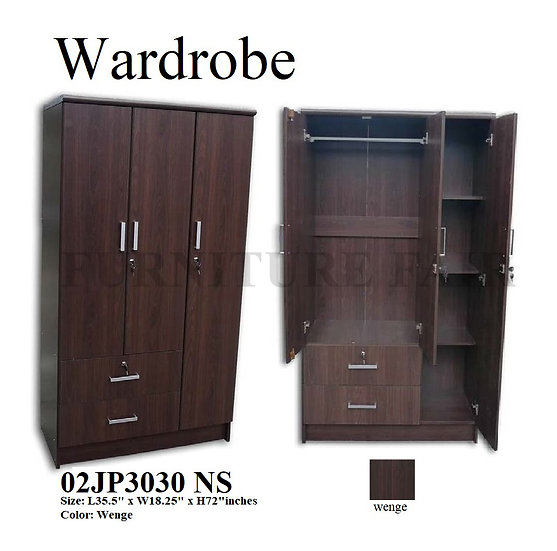 Wardrobe 02JP3030 NS