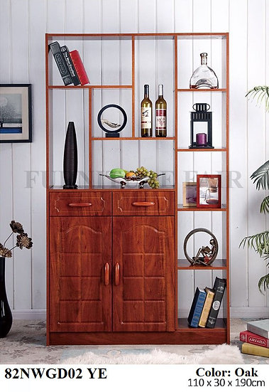 Display Cabinet 82NWGD02 YE