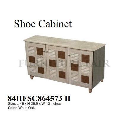 Shoe Cabinet 84HFSC864573 II