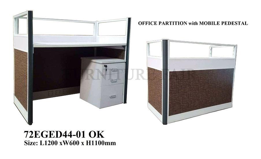 Office Partition 72EG4401 OK