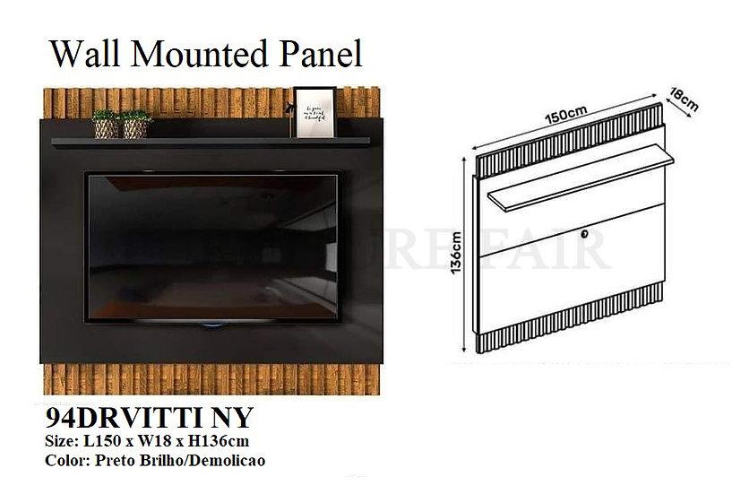 Wall Mounted Panel 94DRVITTI NY