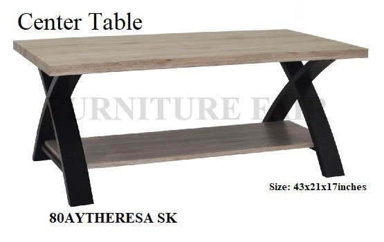 Center Table 80AYTHERESA SK