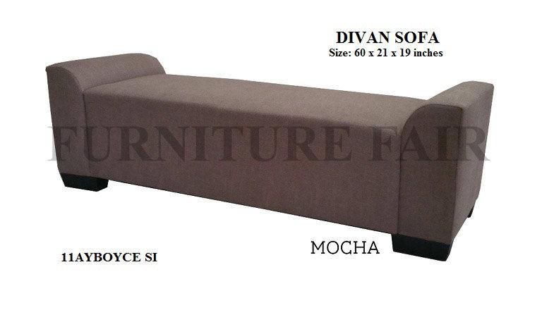 Divan Sofa 11AYBOYCE SI