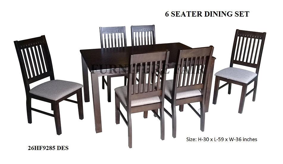 DINING SET 26HF9285 DES