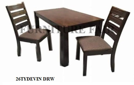 Dining Set 26TYDEVIN DRW