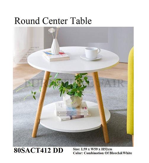 Round Center Table 80SACT412 DD