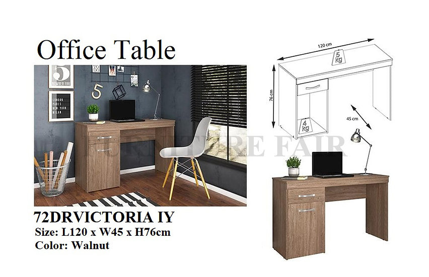 Office Table 72DRVICTORIA IY