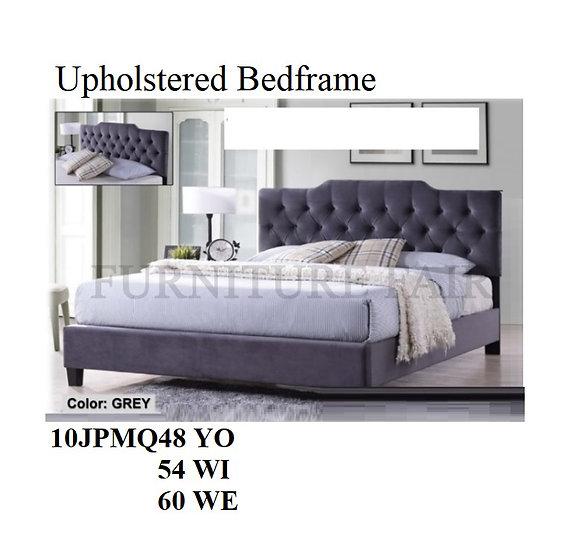 Upholstered Bedframe 10JPMQ48YO 54WI 60WE