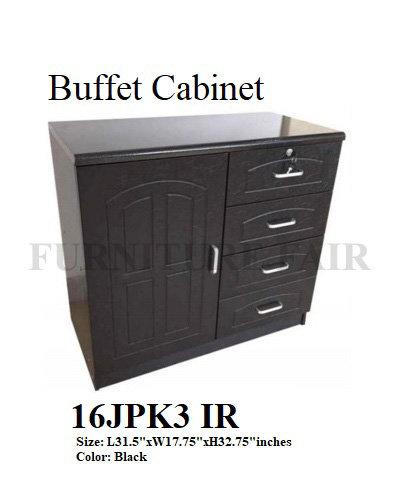 Buffet Cabinet 16JPSK3 IR