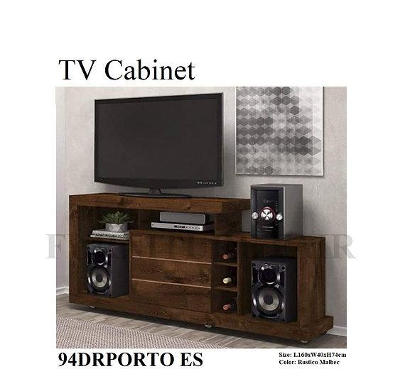 TV Cabinet 94DRPORTO ES