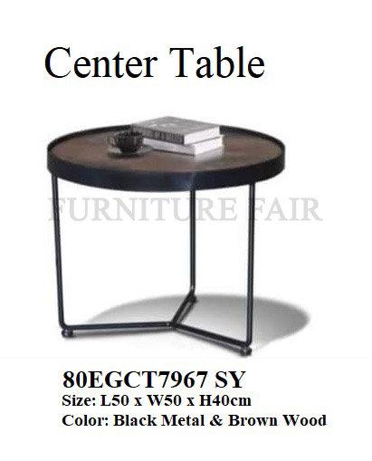 Center Table 80EGCT7967 SY
