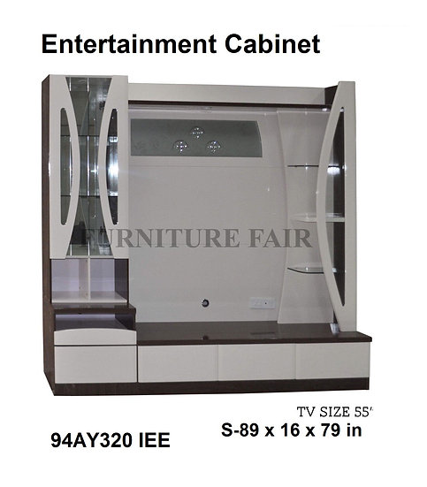 Entertainment Cabinet 94AY320 IEE