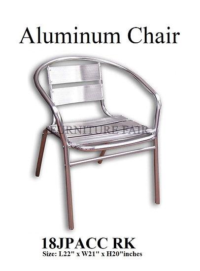 Aluminum Chair 18JPACC RK