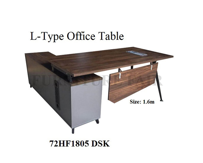 L-Type Office Table 72HF1805 DSK