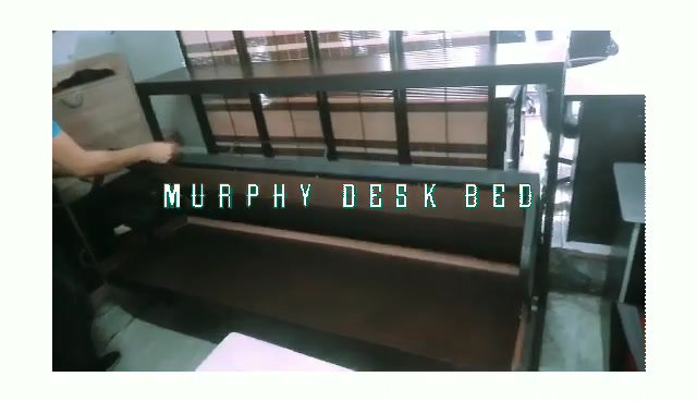 Murphy Bed & Desk 10CLMURPHY-36