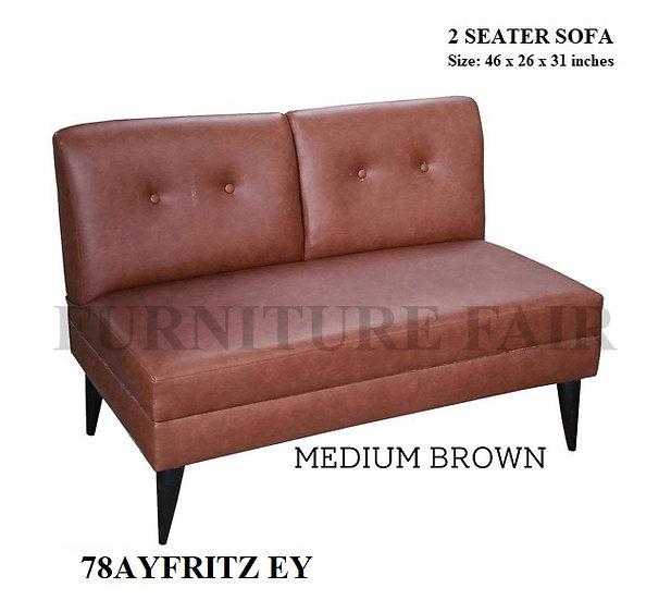 2 Seater Sofa 78AYFRITZ EY