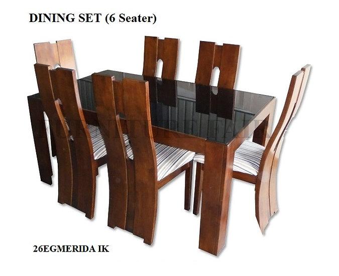 Dining Set 26EGMERIDA IS