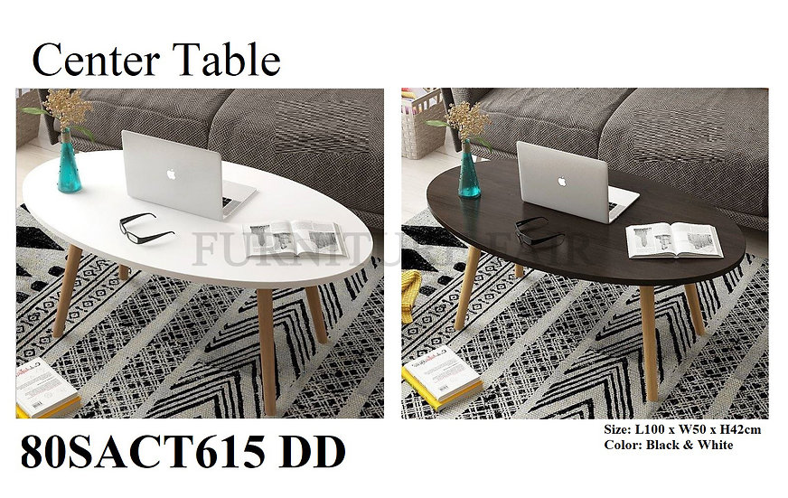 Center Table 80SACT615 DD