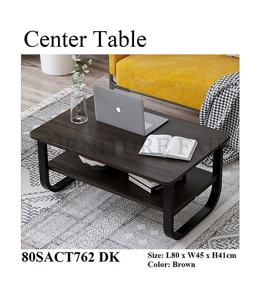 Center Table 80SACT762 DK