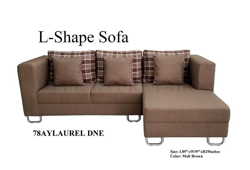 L-Type Sofa Set 78AYLAUREL DNE