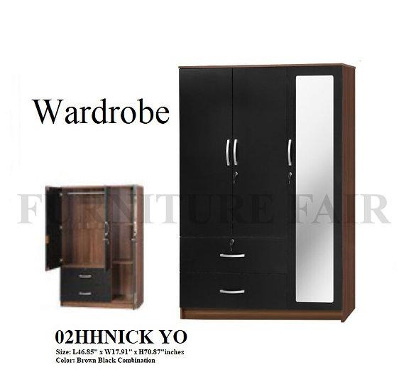 Wardrobe 02HHNICK YO