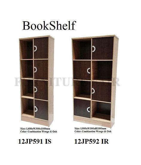 Bookshelf 12JP591 IS 592-IR