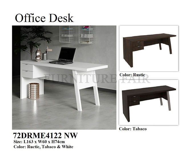 Office Desk 72DRME4122 NW