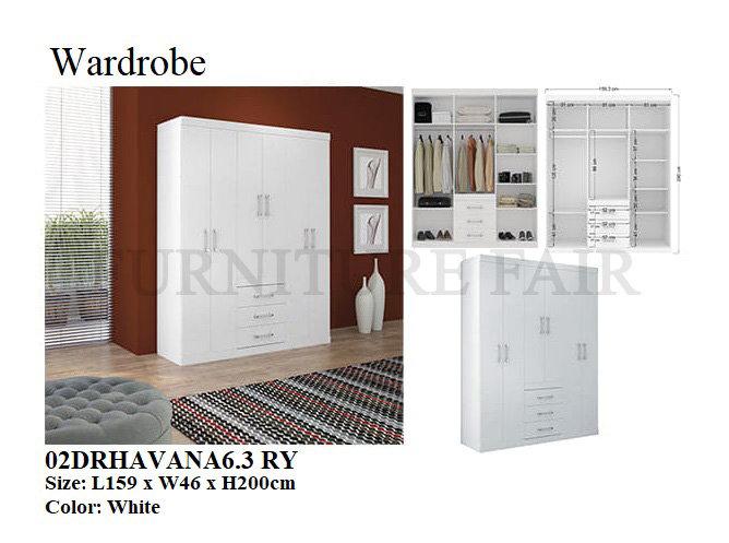 Wardrobe 02DRHAVANA6.3 RY