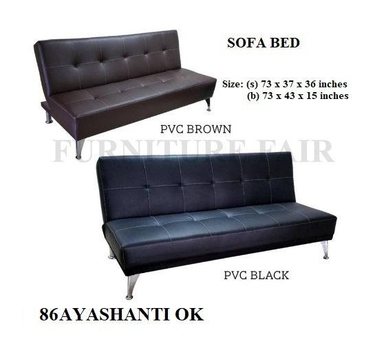 Sofabed 86AYASHANTI OK