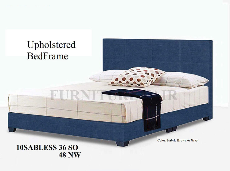 Bed Frame 10SABLESS-36 SO