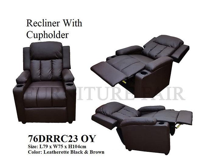 Recliner 76DRRC23 OY