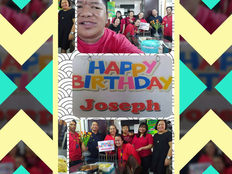 Happy Birthday Sir Joseph