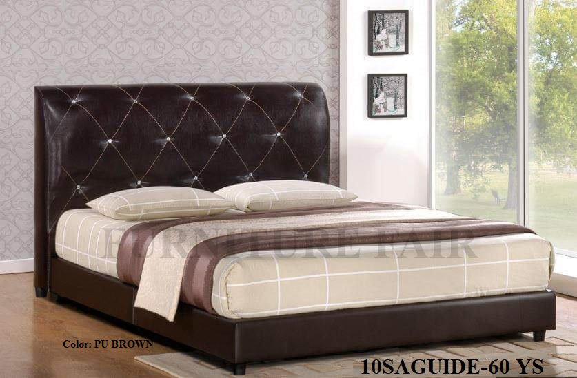 Upholstered Bedframe 10SAGUIDE-60 YS