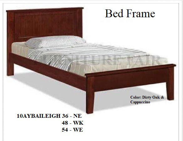 Bed Frame 10AYBAILEIGH
