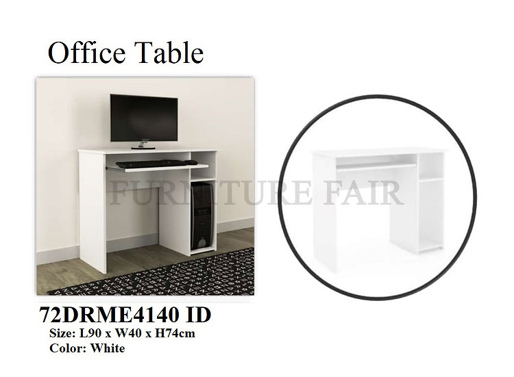 Office Table 72DRME4140 ID