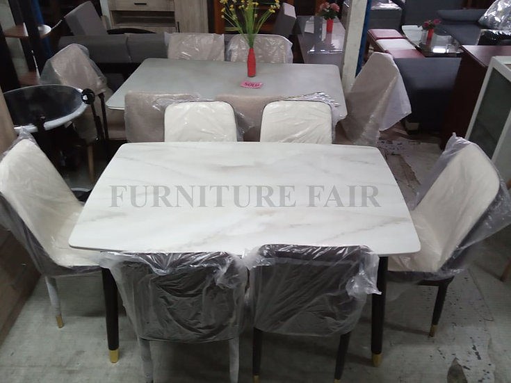 Dining Set  26NW518-6 DRK