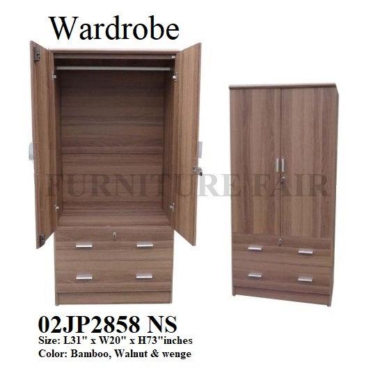 Wardrobe 02JP2858 NS