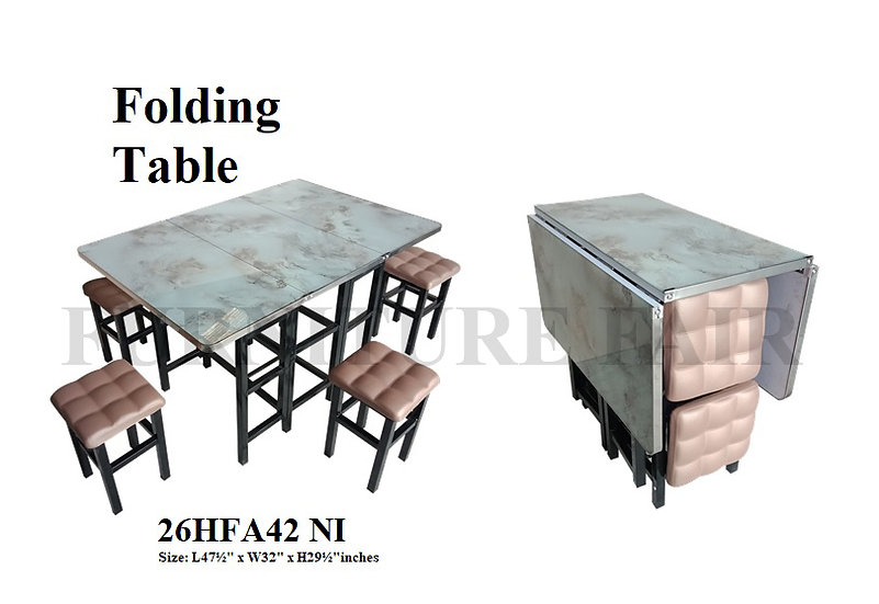 Folding Dining Set 26HFA42 NI