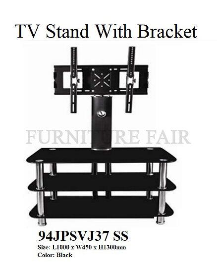 TV Stand With Bracket 94JPSVJ37 SS